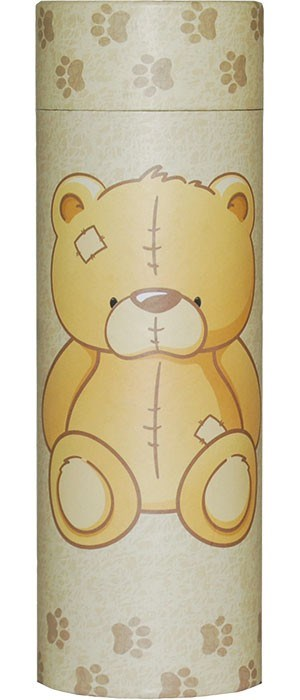 Scatter Tube - Teddy Bear